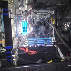 Pc gaming ieftin si performant - Sisteme desktop fara monitor AMD, Amd Phenom II, Peste 3000 Mhz, 4 GB, 200-499 GB, AM3+