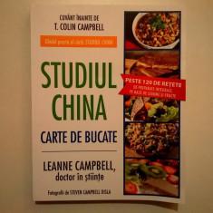 Leanne Campbell - Studiul China carte de bucate