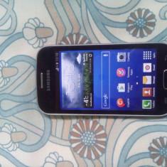 Samsung Galaxy Trend Lite - Telefon mobil Samsung Galaxy Trend Lite, Negru, Neblocat, Single SIM