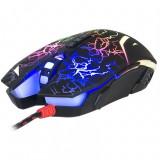 Mouse A4Tech Bloody Neon N50 Gaming, Optic, 4000 DPI, Negru, USB, Optica, Peste 2000