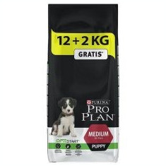 Purina PRO PLAN PUPPY Medium - 12+2kg - Hrana caini