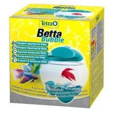 Acvariu sferic pentru peşti Betta 1.8 L - turcoaz - Acvariu si terariu Tetra