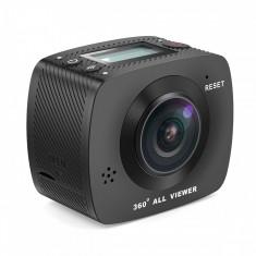 Resigilat : Camera video sport PNI Elephone Elecam 360 Action Camera 960P card 32G, Full HD, Card de memorie