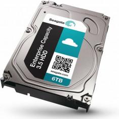 Seagate Enterprise Capacity HDD, 3.5'', 6TB, SAS, 7200RPM, 256MB cache