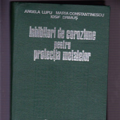 INHIBITORI DE COROZIUNE PENTRU PROTECTIA METALELOR