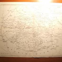 7 HARTA TARA ROMANEASCA MOLDOVA SI TRANSILVANIA SEC XIV - XVI