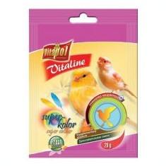 VITAPOL - mix Vitaline Super kolor pentru păsări, 20 g - Mancare pasari