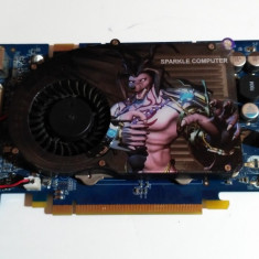 PLACA VIDEO PCI EXPRES NVIDIA GF 7900 GS CU DEFECT, PCI Express, 512 MB