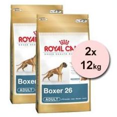 ROYAL CANIN BOXER 2 x 12 kg