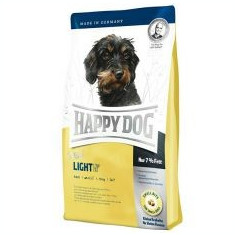 Happy Dog Supreme Mini Light Low Fat 1kg - Hrana caine