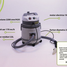 Aspirator LAVA cu injectie-absorbtie - Aspirator cu Spalare Alta