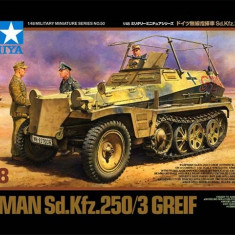 + Macheta 1/48 Tamiya 32550 - German Sd.Kfz 250/3 Greif + - Macheta auto