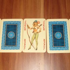 Carti de joc sexi - vintage - Carti poker