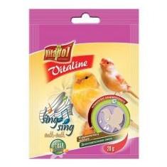 VITAPOL - mix Vitaline Sing Sing pentru păsări, 20 g - Mancare pasari
