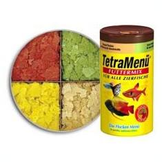 TetraMenu Futtermix 100ml - Hrana peste si reptila