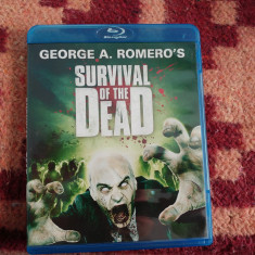 Film Blu Ray Survival of the Dead george a. romero blu-ray - Film actiune Altele, Altele
