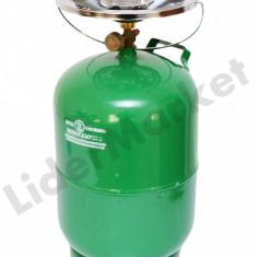 Butelie de voiaj cu arzator 7 litri - Aragaz/Arzator camping
