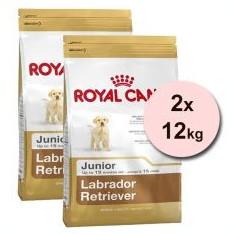 ROYAL CANIN LABRADOR RETRIEVER JUNIOR 2 x 12 kg - Hrana caine