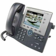 Cisco UC Phone 7945 Gig Ethernet Color spare - Server Cisco