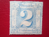 TIMBRE GERMANIA=1862, Nestampilat