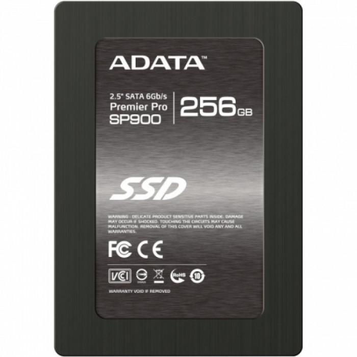 SSD AData Premier SP900 256 Gb Sata 3 foto mare