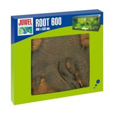 Decor fundal 3D acvariu, ROOT - Decor si planta artificiala acvariu