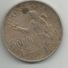 Moneda-ROMANIA-Argint 100000 Lei 1946, Europa