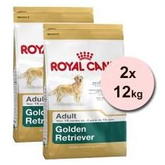 ROYAL CANIN GOLDEN RETRIEVER 2 x 12 kg - Hrana caine