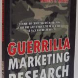 GUERILLA MARKETING RESEARCH, 2008 - Carte Marketing