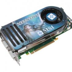PLACA VIDEO msi nx8800 gts geforce - Placa video PC Msi, PCI Express, nVidia