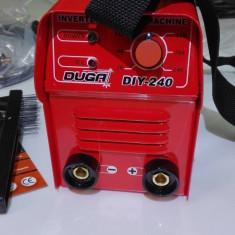 Aparat sudura tip Invertor MMA DUGA DIY-240 Amperi