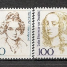 Germania.1994 Personalitati feminine  SG.828, Nestampilat