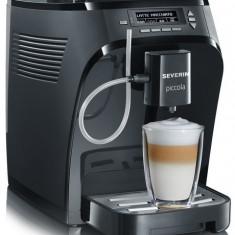 Expressor 15bari rasnita cafea Expresor Severin Piccola, Cappuccino, programabil - Espressor, Automat
