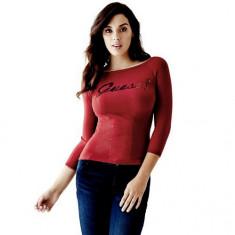 Bluza GUESS Sequin - Bluze Dama, Femei - 100% AUTENTIC - Bluza dama, Marime: S, Culoare: Din imagine, Maneca lunga