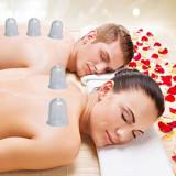 VENTUZE din SILICON medicinale ANTICELULITICE pt masaj ca la salon farmacie pret