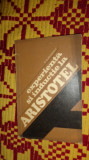 Experienta si inductie la Aristotel 117pagini- G.Vladutescu
