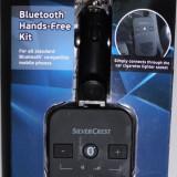 Silvercrest Bluetooth Hands-Free Kit - HandsFree Car Kit