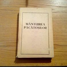MANTUIREA PACATOSILOR * Carte de Suflet Folositoare - Agapie Criteanu - 1939 - Carti de cult