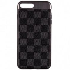 HUSA APPLE IPHONE 7 PLUS LEOLEO BACK COVER - BLACK STRIPES - Sticker Telefon