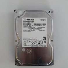Hard Disk HDD Toshiba DT01ACA 500GB, 7200rpm, 32MB cache, SATA III DEFECT (590), 500-999 GB, SATA 3