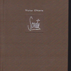 VICTOR EFTIMIU - 701 SONETE