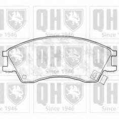 Placute frana - QUINTON HAZELL BP724 - Sistem Franare auto