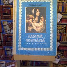 Dumitru Savulescu - Limba romana manual pentru clasa a VIII a