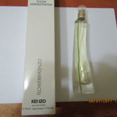 PARFUM TESTER KENZO FLOWER 50 ML ---SUPER PRET, SUPER CALITATE! - Parfum femeie Kenzo, Apa de toaleta
