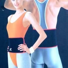 Centura de slabit din neopren marime universala cu arici - Echipament Fitness