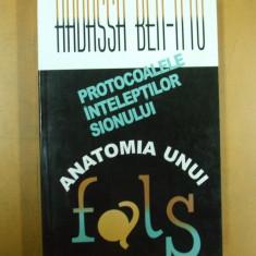 Protocoalele inteleptilor Sionului Anatomia unui fals Hadassa Ben - Tito 2000 - Carti Iudaism