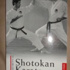 Shotokan Karate 246pag./ cartea este in lb .engleza/ numeroase ilustratii - Carte sport