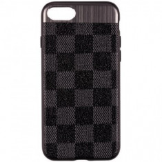 HUSA APPLE IPHONE 7 LEOLEO BACK COVER - BLACK STRIPES - Sticker Telefon