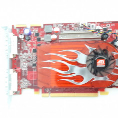Placa video ATI Radeon HD2600XT 256MB DDR3 128-bit - DEFECTA (545) - Placa video PC ATI Technologies, PCI Express