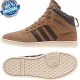 GHETE ORIGINALE 100% ADIDAS HOOPS WINTHER MID  CAPTUSITE din germania NR 36